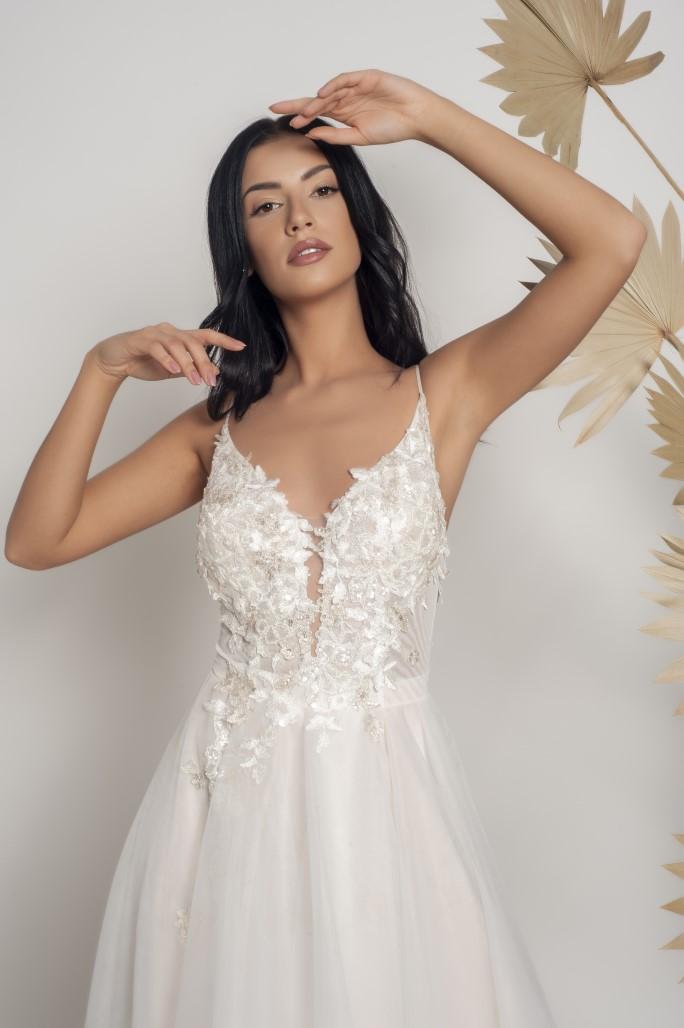 suknia ślubna od vie de château